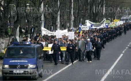 Peste 10.000 de persoane au manifestat in Suedia impotriva globalizarii