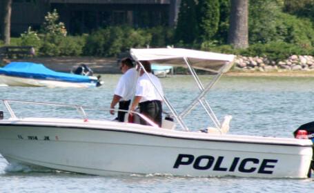 Culmea hotiei la Harsova: singura barca a politiei a fost furata!