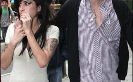 Amy Winehouse si Blake Fielder