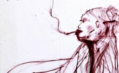 Autoportret Kate Moss