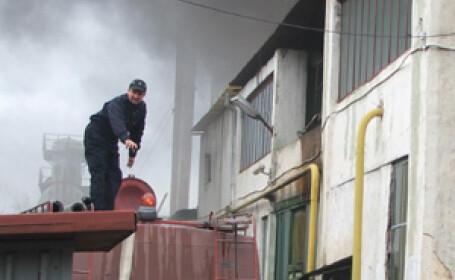 Copil roman mort intr-un incendiu, in Italia