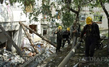 La un an de la explozia din Zalau, s-au gasit vinovatii!