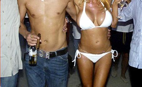 Pamela Andreson si Kid Rock