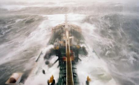 Doi supravietuitori in cazul navei care s-a scufundat ieri in apele bulgare