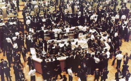 Bursele internationale in cadere libera