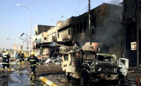 Atentat in orasul libanez Tripoli, soldat cu patru morti si 30 de raniti