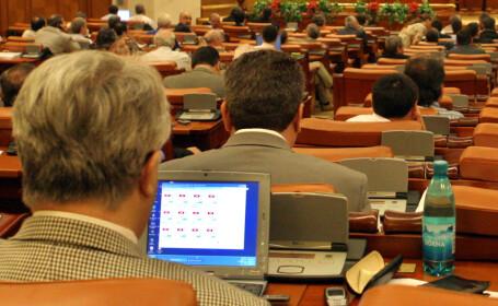 Parlamentul ar putea deveni parc de promenada