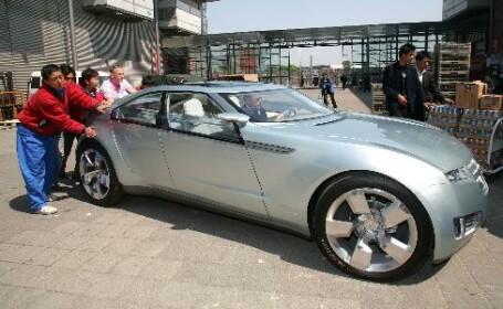 masina electrica General Motors
