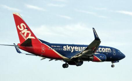 Avion SkyEurope