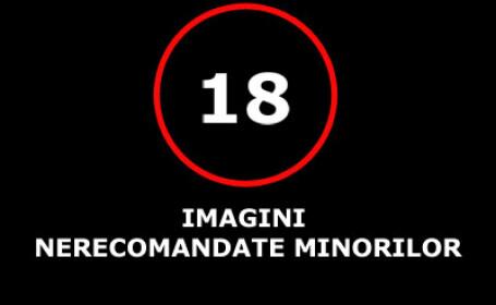 Imagini nerecomandate minorilor