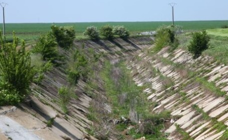 Canal Irigatii