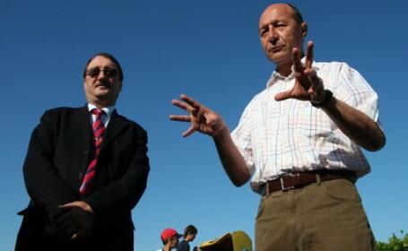 Mircea Basescu si Traian Basescu