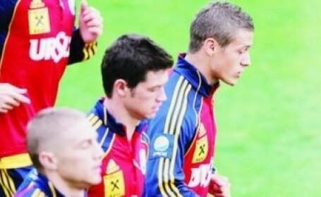 Romania, cu un singur ATACANT in meciul cu Franta! Torje e titular