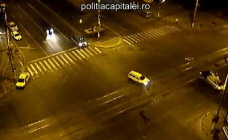 Accidentul horror de miercuri filmat de camerele de supraveghere. Video