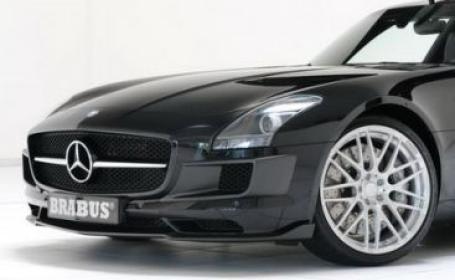 Brabus Mercedes-Benz SLS AMG! Galerie foto!