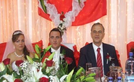 Mircea Geoana la nunta