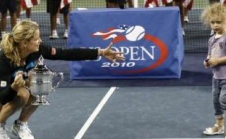 Kim Clijsters a castigat US Open pentru a treia oara