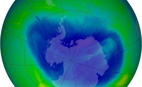 Gaura in stratul de ozon