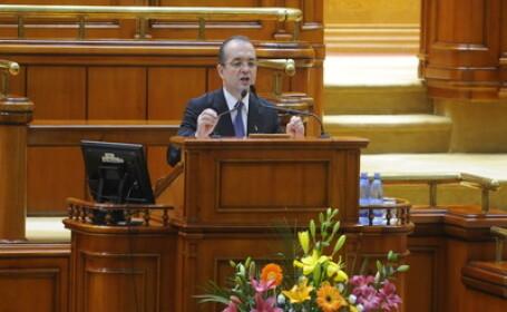 Boc: Ratiunea a castigat in fata demagogiei la votul motiunii