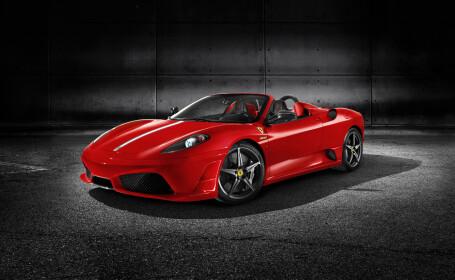 S-a gandit sa fure un Ferrari editie limitata. A fost prins in Vama Nadlac