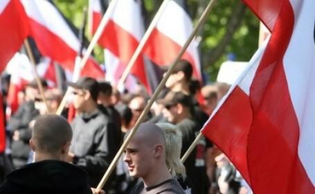 Proteste ale organizatiilor de extrema dreapta in Germania