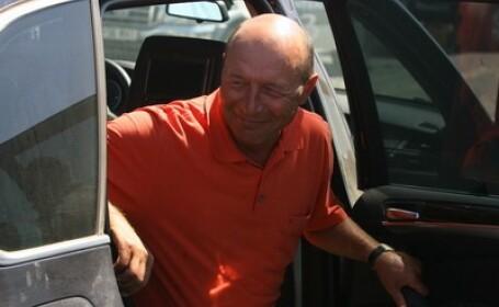 Basescu se pregateste sa predea stafeta prezidentiala: \