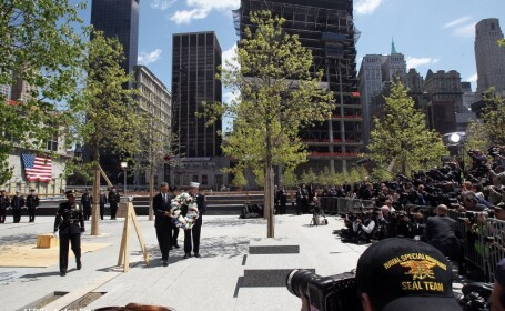 Ceremonii 11 septembrie