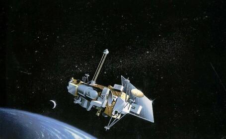Amenintarea de 6 tone din spatiu. NASA: un satelit \