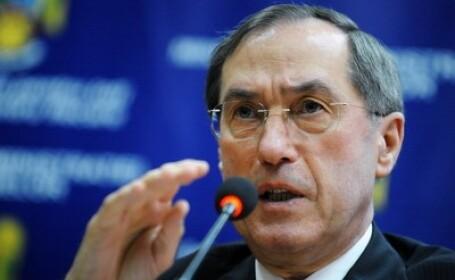 Claude Guéant, ministru francez de Interne: \