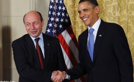 Barack Obama: Trebuie gasita o solutie pentru ca Romania sa aiba avioane militare F16 noi