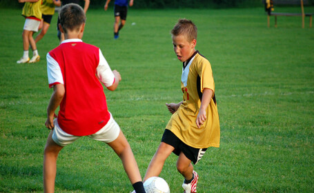 O ora de sport pe zi, o viata sanatoasa pentru copilul tau
