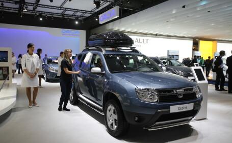 O parte din productia de Dacia Sandero se muta in Maroc. La Mioveni se face Duster pe banda rulanta