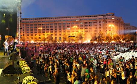 Concert in Bucuresti