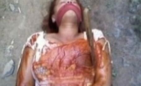 femeie ucisa