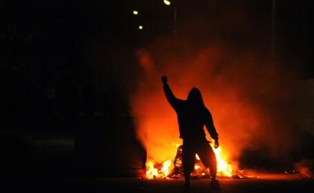 Revolta impotriva interlopilor romi din Bulgaria. 100 de retineri, casa \