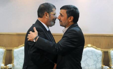 Muhammad Morsi, Mahmud Ahmadinejad