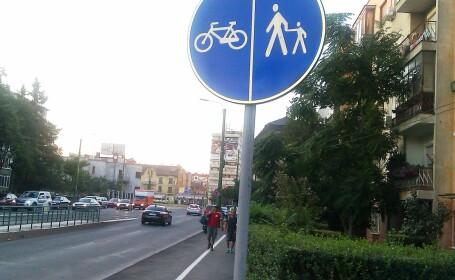 Vesti bune. In Timisoara se vor construi inca 23 de kilometri de piste pentru biciclisti