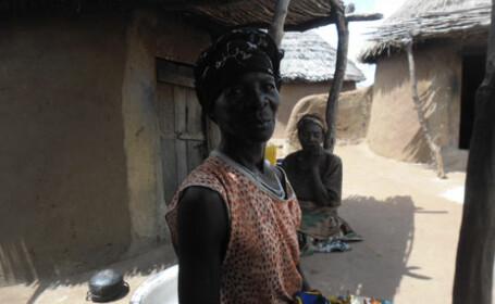 Reportaj BBC: Taberele de vrajitoare din Ghana, locurile unde femeile \