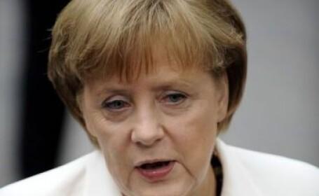 Angela Merkel: Europa inca se afla intr-o \