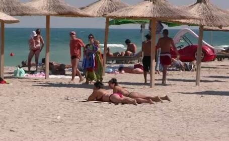 Sezon estival excelent pentru statiunile din sudul litoralului. Numarul turistilor a crescut cu 20%