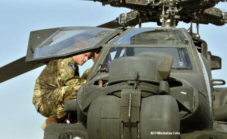 Printul Harry in Afganistan