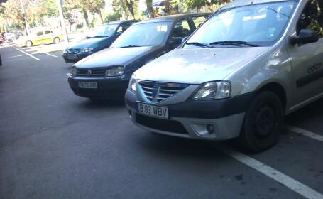 Tarife duble pentru parcarea in centrul Timisoarei. Timpark va avea o noua zona tarifara: verde