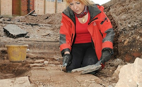 arheologi, ruine, Marea Britanie