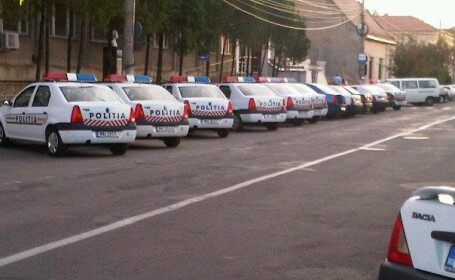 politie parcare,arad