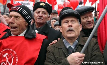 Proteste, Rusia
