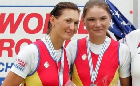 Camelia Lupascu si Nicoleta Albu