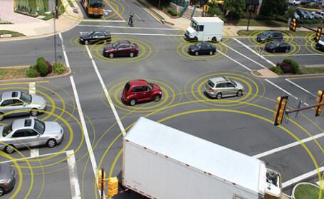 techschool - masina autonoma