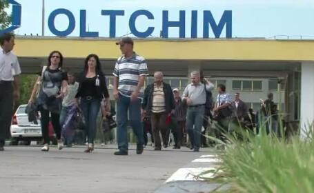 Guvernul a promis angajatilor Oltchim un ajutor de urgenta de 1.400 de lei pentru fiecare salariat