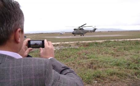elicopter Ghimbav