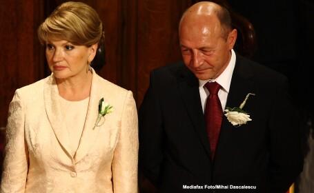 Maria Basescu, Traian Basescu
